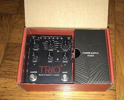 DigiTech Trio+ Band Creator + Looper v-04