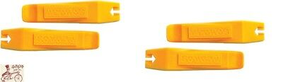 Pedro's Yellow Tire Levers Bicycle Tool--4 Pack