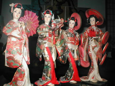 Geisha Japan Dolls