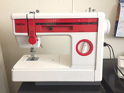 Brother Vx808 Sewing Machine With Foot Pedal