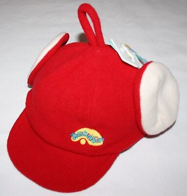 TELETUBBIES HAT Age 0-12 Months Official BBC Baby Babies Soft Cap NEW with tags