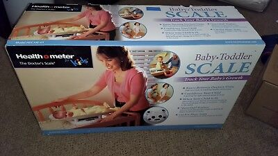 Health O Meter Baby Toddler Scale HDC100-01