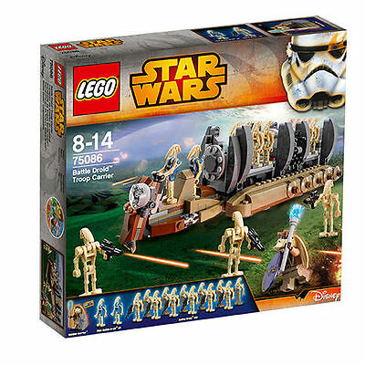 LEGO Star Wars Battle Droid Troop Carrier (75086)