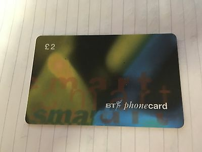BT Phonecard - 1995 - Solent Trial - £2 - Used - Rare Item - Ideal For Collector