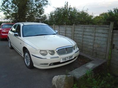 ROVER 75 CDT old english white