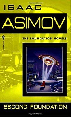 Second Foundation by Isaac Asimov (Paperback, 1991)