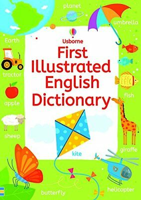 First Illustrated English Dictionary by Rachel Wardley (Paperback, 2016)