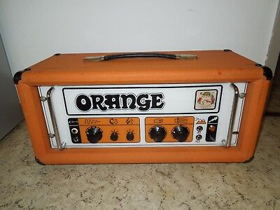 Vintage Orange Pics Only Graphic Or120