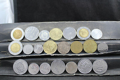 San Marino 22 assorted coins   lot H 284