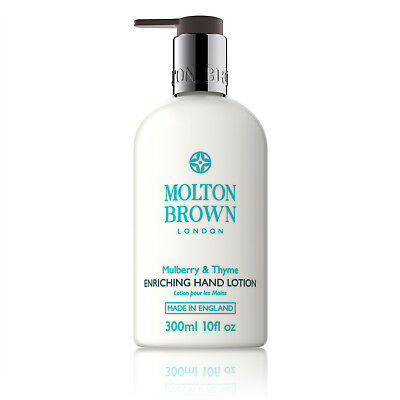 Molton Brown Mulberry & Thyme Enriching Hand Lotion 300ml BRAND NEW FREE P&P