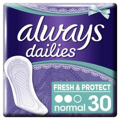 ALWAYS Protege-slips Dailies normal x30