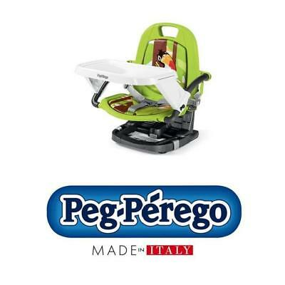 PEG PEREGO Rehausseur de table Rialto Toucan