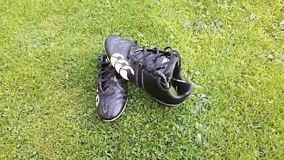 Boys Canterbury rugby boots, size 1, great used condition