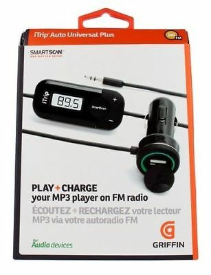 Griffin iTrip Auto Universal Plus Fm Transmitter
