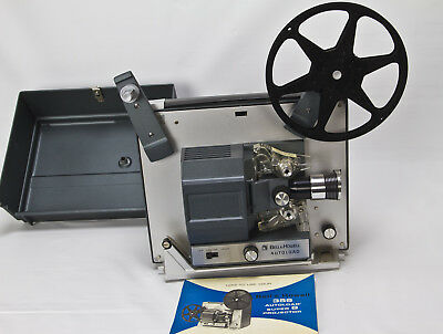 Bell and Howell Autoload 357 B Super 8 Projector – Great Condition