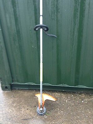 Stihl Strimmer Shaft, Head And Drive Bar.