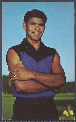 Mobil-Football Photos 1964(Aussie Rules)-#28- East Perth - Sidney Jackson