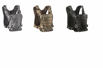 Mens Mission Critical Military Tactical Baby Carrier Front Carry For Dad Father