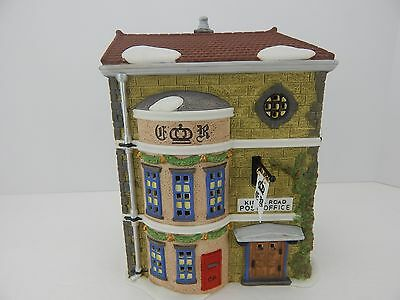 Dept 56 Dickens Village King's Road Post Office #58017 D56 DV Never Displayed