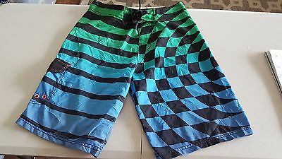 Mens Effekt Board Shorts, Size 32