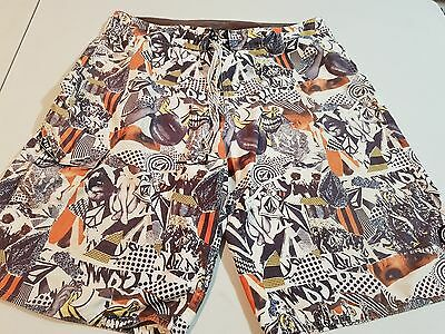 Mens Volcom Board Shorts, Size 34