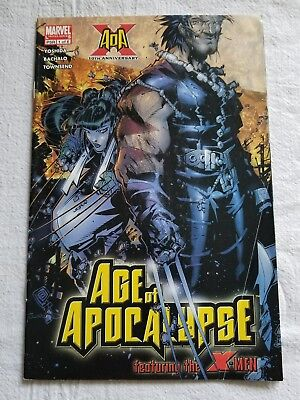 X-Men Age of Apocalypse #1 May 2005 Marvel Comic Book 1st Issue