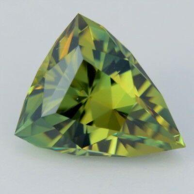 ***custom Cut*** 2.63 Carat Chrysoberyl!