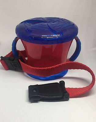 2 X Buggy Car Seat Clip. Secure A Toy With STOPSY DROPSY Toy Tie. Toys Drink Cup