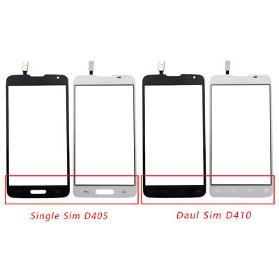 For LG L90 D405 D410 D415 Phone Touch Screen Glass Lens Digitizer Display Panel