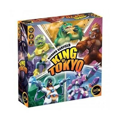King of Tokyo édition 2016, Iello