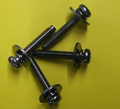 Panasonic TV 4x M5 x28mm Genuine stand Screw set FREE UK Delivery