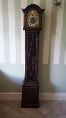 Lovely Antique Style Grandmother Clock