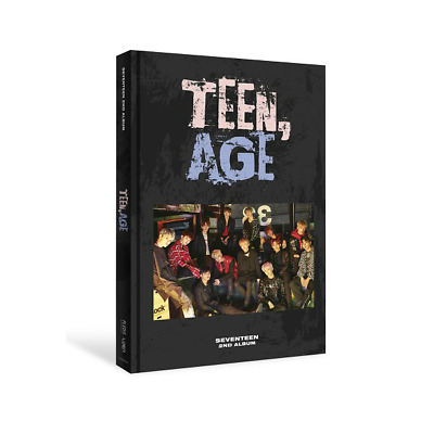 Teen, Age by SEVENTEEN The Vol. 2 Album The RS Version