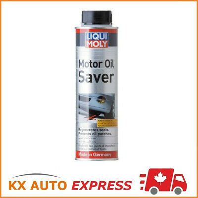 Liqui Moly Motor Oil Saver (Stops Oil Leakage & Blue Smoke) 300ml 2020