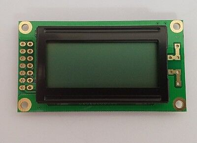 new MICROTIPS TECH 8 Character x 2 Lines LCD Display Module NMTC-S0802XRGHS