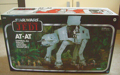 STAR WARS - Big AT-AT - Endor Version - The Vintage Collection - Neu  - OVP