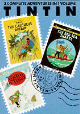 "Adventures of Tintin: ""Calculus Affair"", ""Red Sea Sharks"" and ""Tintin in Tibet"""