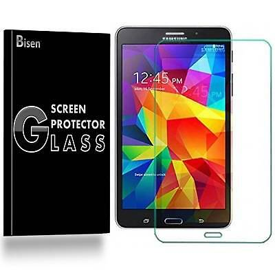 Samsung Galaxy Tablet [BISEN] Tempered Glass Screen Protector Guard Shield Saver