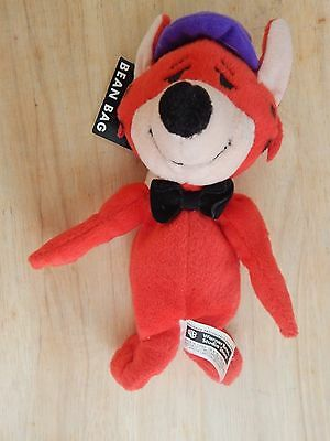 Vintage HARDY HAR HAR Bean Bag PLUSH NWT Warner Bros Studio Store FREE SHIP