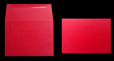 A2▪A6▪A7 Best Price Economy Holiday Red or White Envelopes - Various Quantities