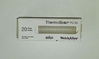Braun WelchAllyn ThermoScan Pro Series Thermometer Replacement Probe Covers