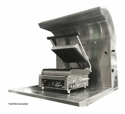 Equipex SAV-G Pali Counter Top Ventless Hood - Great Condition
