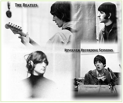 THE BEATLES REVOLVER Recording Sessions 2 CD Set