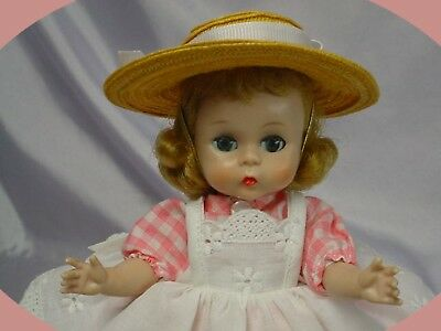 MADAME ALEXANDER-kins  SLW Blonde 1955 DOLL SWEETHEART