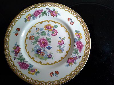 Lovely Plates Made By A J Wilkinson Of England