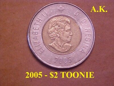 Canada -1905- $2 Toonie (Two) 2 Dollars
