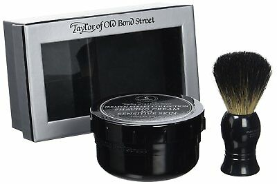 Taylor of Old Bond Street Jermyn Street Collection Brush and Bowl Gift