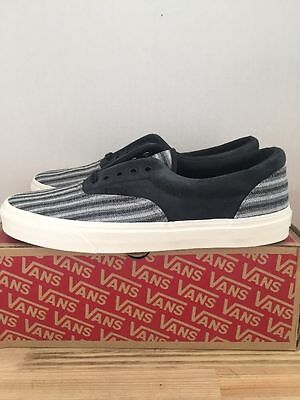 f9bb7fb763 VANS ERA CA Italian Weave Nubuck Black Size 8.5 New In Box -  27.71 ...