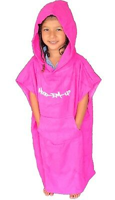 Kids Hooded Towel Poncho Towels