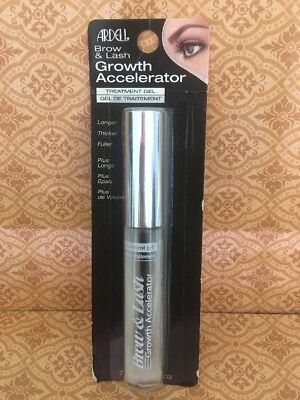 Ardell Brow & Lash Growth Accelerator Treatment Gel 0.25oz 7ml New